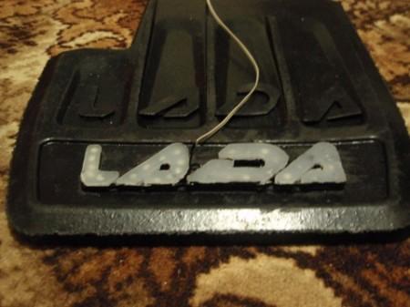 LED подсветка на брызговики ВАЗ (9)
