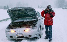 zima avto